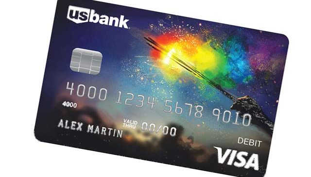 Activation Of Your US Bank Visa Check Card