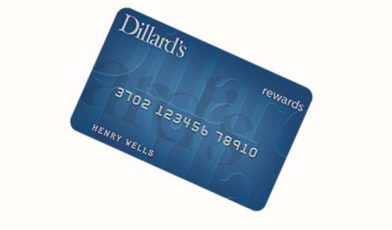 Apply And Save Big With Dillard's Card