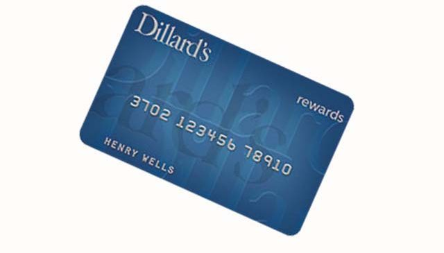 Apply And Save Big With Dillard's Card
