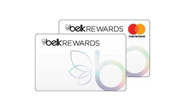 Apply For Your Belk Rewards Card