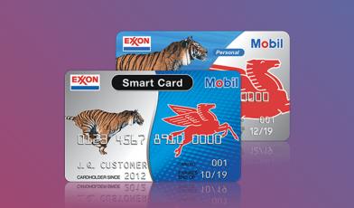 Exxon Mobil Credit Card Registration - manage online