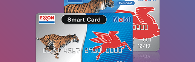 Exxon Mobil Credit Card Registration - manage online