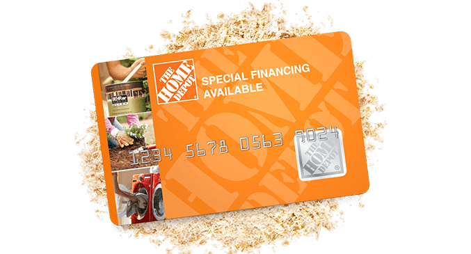 Manage & Registration Your Home Depot Credit Card Account