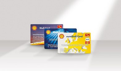 shell card activation