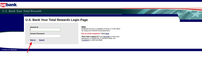 USBank-Web-Access-Management-Authentication-Login
