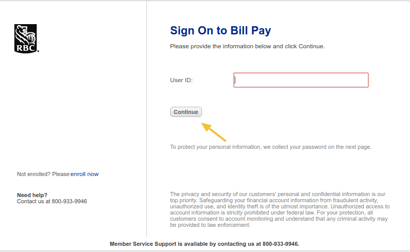 billsupport-login