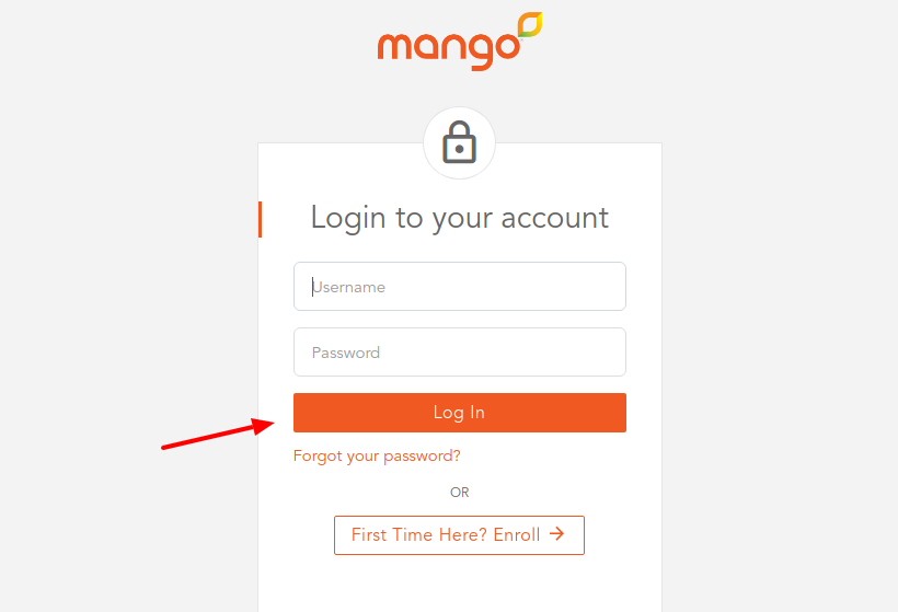 Mango Money Card Login