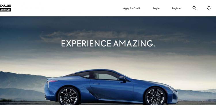 Lexus Financial Logo
