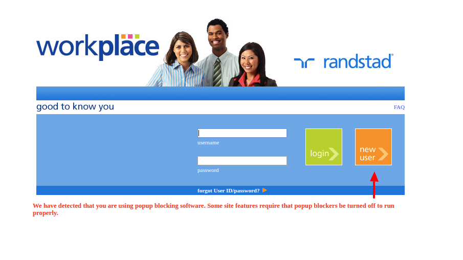 Workplace Register