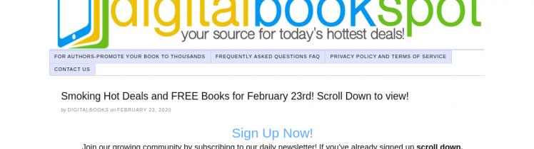 Digital Books Logo