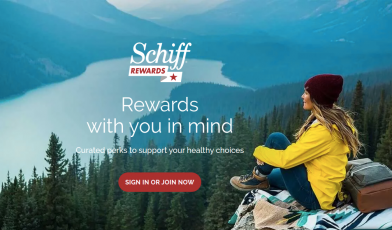 Schiff Rewards Logo