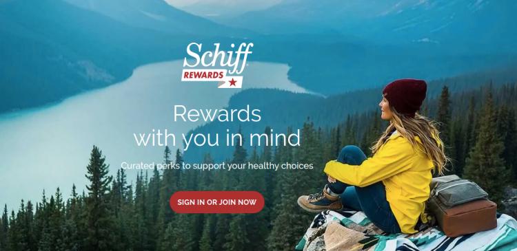 Schiff Rewards Logo
