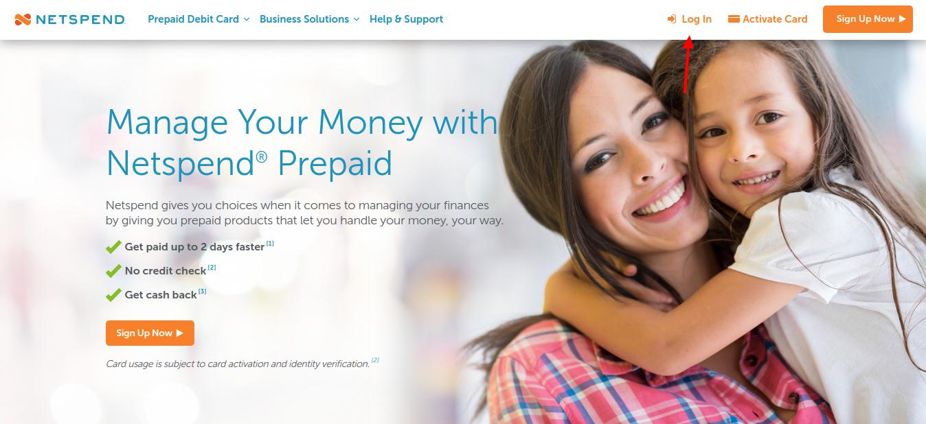 Netspend Prepaid Card Login