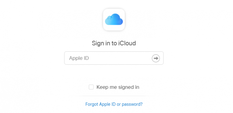 Login to iCloud Email Account