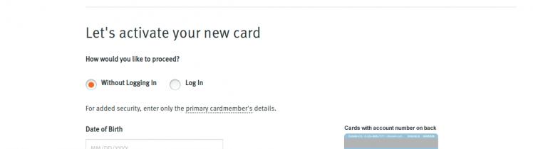 Discover Card Activate logo