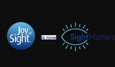 Joy of Sight Logo