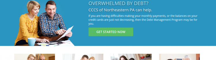 Northeastern PA Credit Counseling Logo