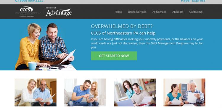 Northeastern PA Credit Counseling Logo