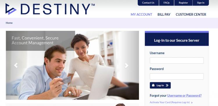 Destiny Mastercard Logo