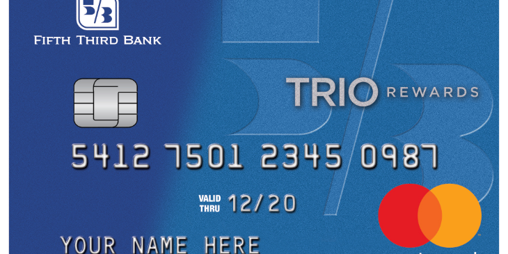 Fifth Third Credit Cards Logo