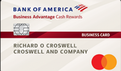 Business Advantage Cash Rewards Credit Card Logo