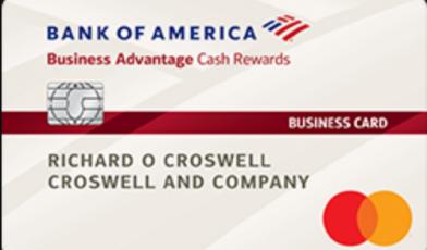 Business Advantage Cash Rewards Credit Card Logo