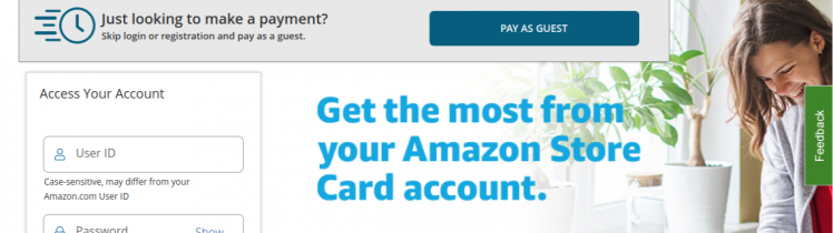 Amazon Credit Card Logo