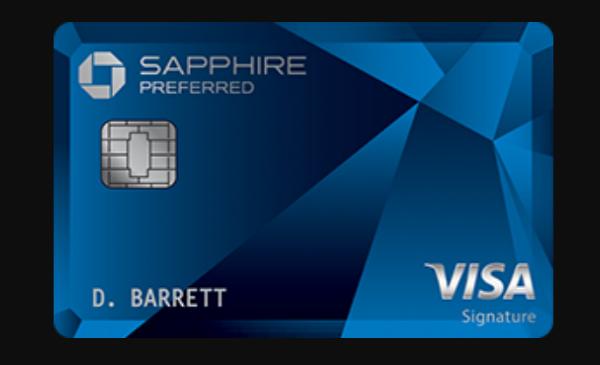 Chase Sapphire Preferred Card Logo