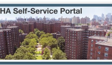 NYCHA SelfService Logo