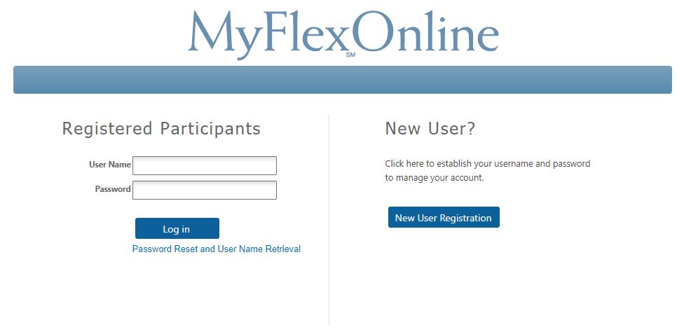 myflexonline login