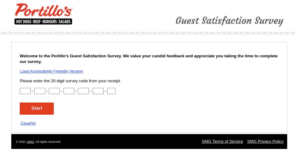 portillo survey